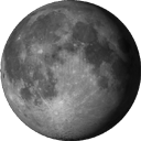 Waning Gibbous Moon