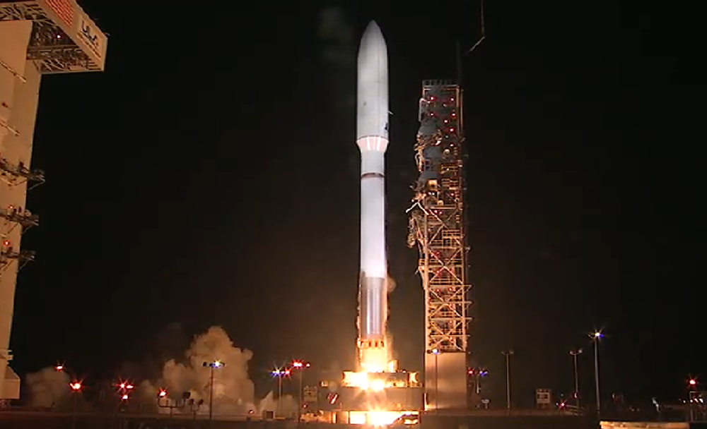 Image Credit: United Launch Alliance Webcast