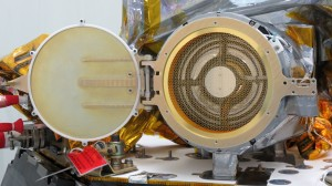 LDEX is an impact ionization dust detector capable of detecting individual microscopic with a design optimized to work in the ultraviolet environment. Image Source: NASA