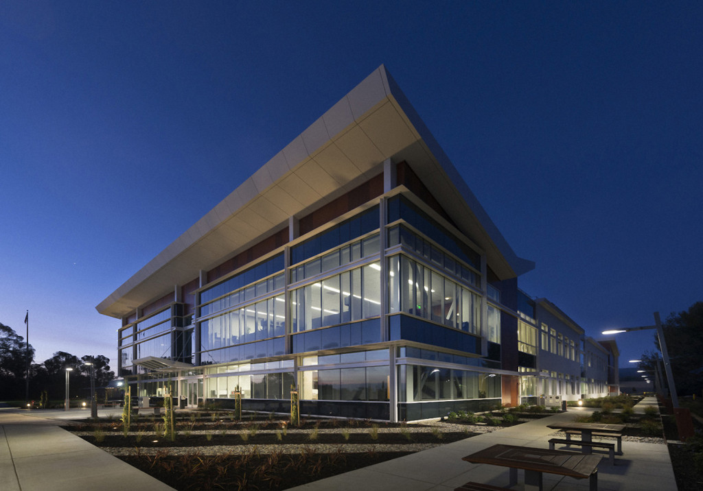 The Palo Alto, California, STAR Labs facility is the main site of Lockheed Martin's space research and development portfolio. It recently marked a major reinvestment with the opening of a new laboratory building. Image Source: Lockheed Martin