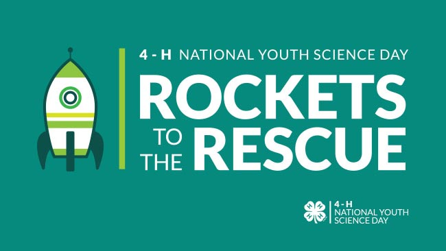4-H National Youth Science Day will be October 8. Image Credit: National 4-H Council