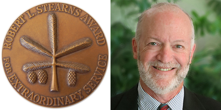 Bruce Jakosky is the 2014 recipient of the Robert L. Stearns Award. Image Credit: CU-Boulder