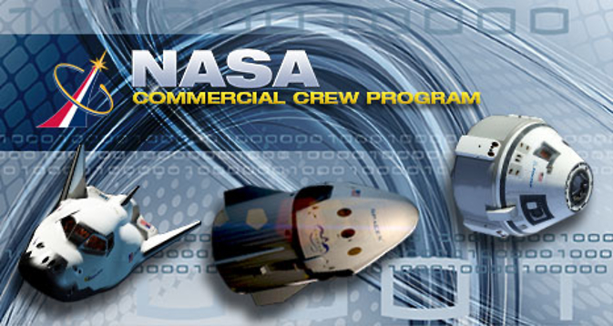 NASA worked with Boeing, Sierra Nevada Corporation, and SpaceX during the Certification Products Contract phase. Image Credit: NASA/Matthew Young