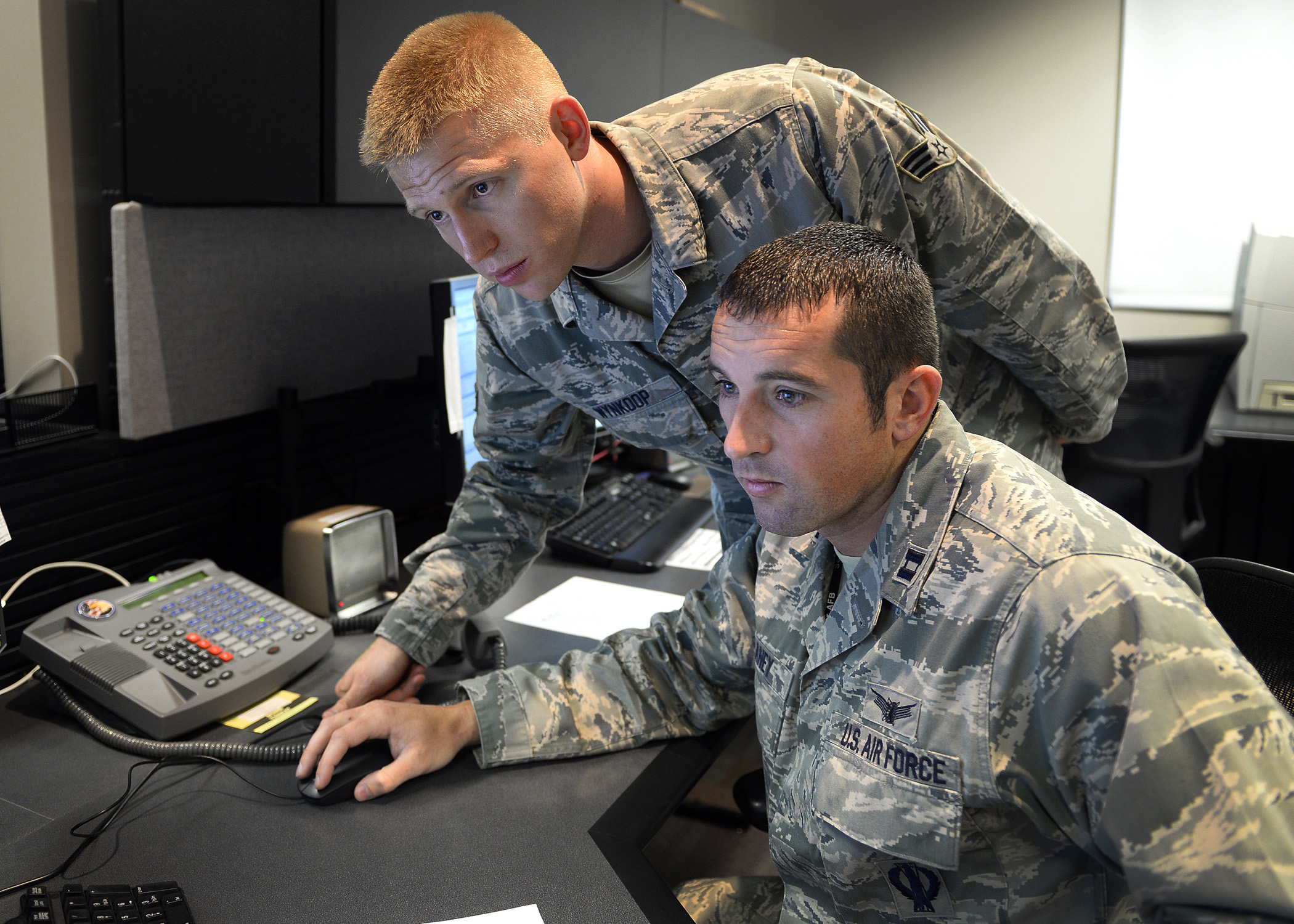 air force vehicle operations