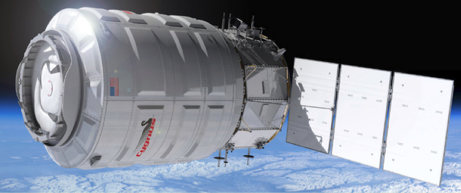 United Launch Alliance will be launching Orbital Sciences Corporation's Cygnus capsule to the International Space Station. Image Credit: Orbital Sciences Corporation