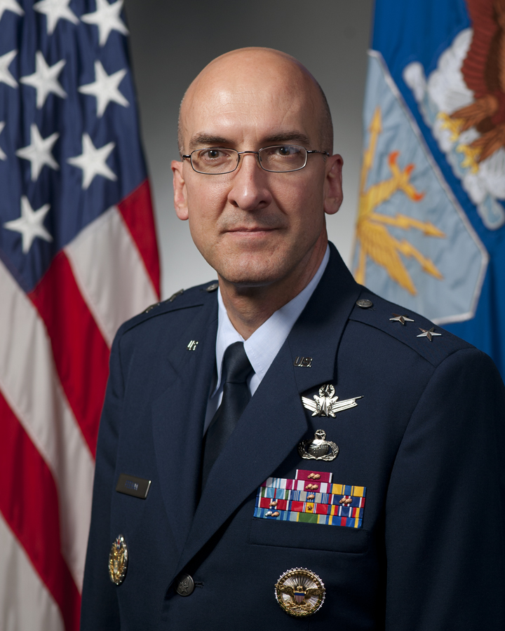 Major General Terrence Feehan. Image Credit: U.S. Air Force