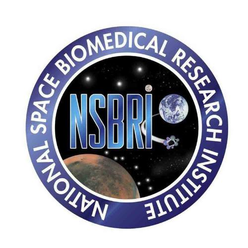National Space Biomedical Research Institute Logo. Image Credit: NSBRI