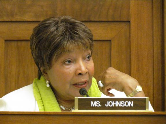 Eddie Bernice Johnson (D-TX)