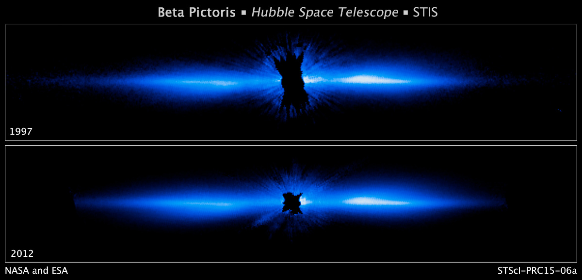 beta pictoris planets life or what Beta pictoris has at least 1 extrasolar planets believed to be in orbit around the   to fear as the stars are so far apart, they won't collide in our life-time, if ever.