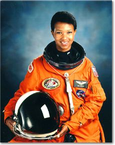 Dr. Jemison was the first woman of color in the world to go into space. Image Credit: NASA