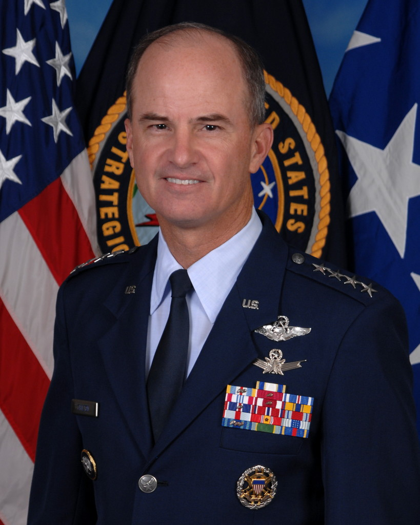 Retired Gen. Kevin Chilton. Image Credit: U.S. Air Force
