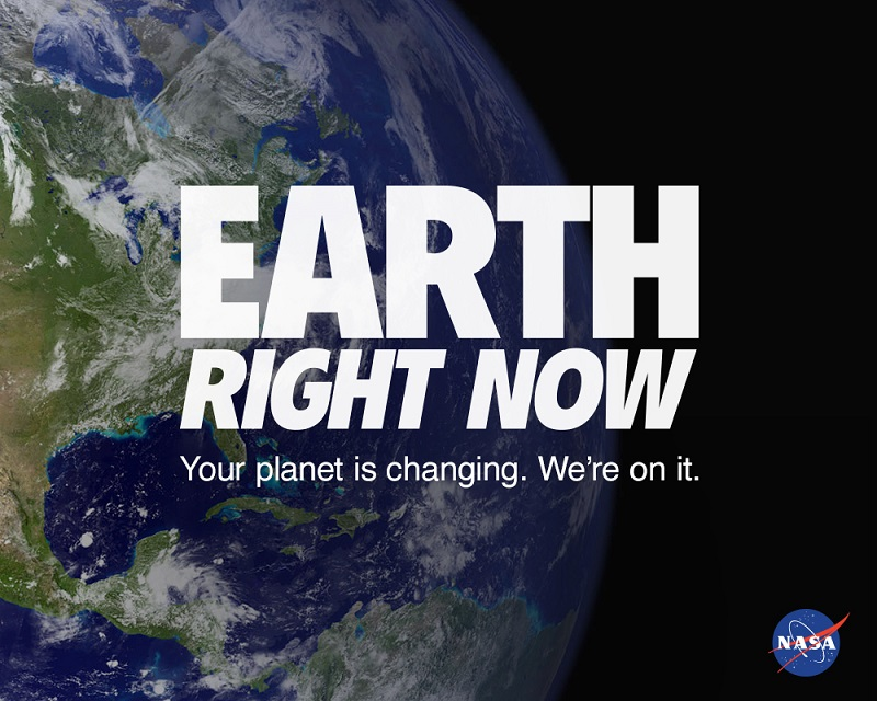 NASA uses the vantage point of space to increase our understanding of our home planet, improve lives, and safeguard our future. The agency freely shares this unique knowledge and works with institutions around the world to gain new insights into how our planet is changing.