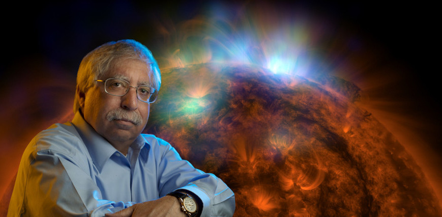 CSU Professor Michael Weil's work is expected to give NASA more information about how space radiation affects the body over long periods of time, like a three-year mission to Mars. Image Credit: CSU