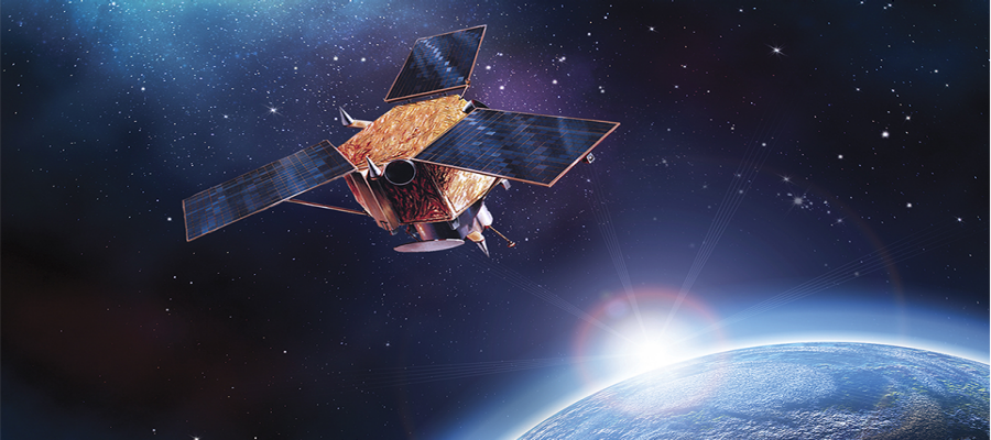 IKONOS was the first satellite to collect and publicly share high-resolution images of Earth. Image Credit: Lockheed Martin