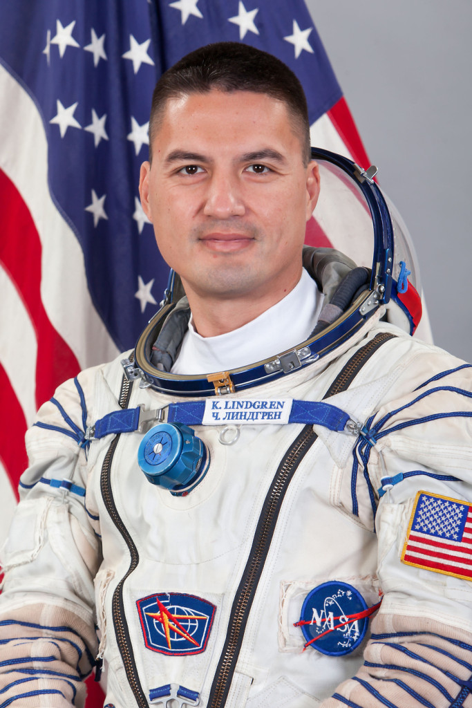 Official crew photograph of U.S. astronaut Kjell Lindgren. Image Credit: NASA