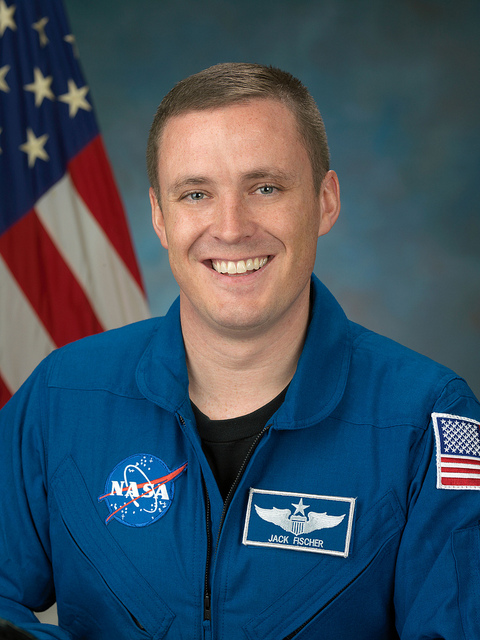 NASA Astronaut Jack D. Fischer (Colonel, USAF) has been selected for a mission to the International Space Station. Image Credit: NASA