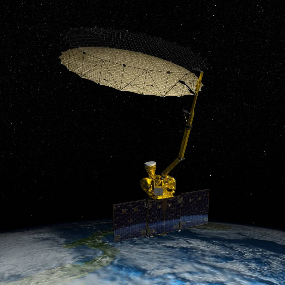 NASA's SMAP mission, launched in January to map global soil moisture and detect whether soils are frozen or thawed, continues to produce high-quality science measurements with one of its two instruments. Image Credit: NASA
