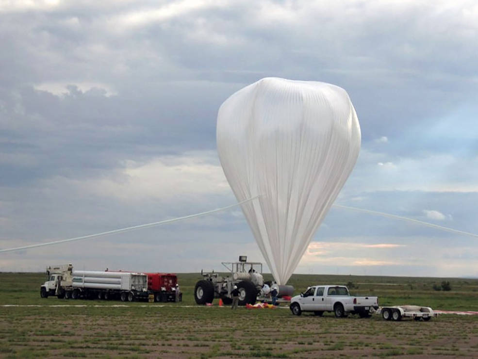 Graduate and undergraduate university students are invited to compete for the opportunity to fly experiments to the edge of space aboard a high-altitude scientific balloon. Image Credit: NASA