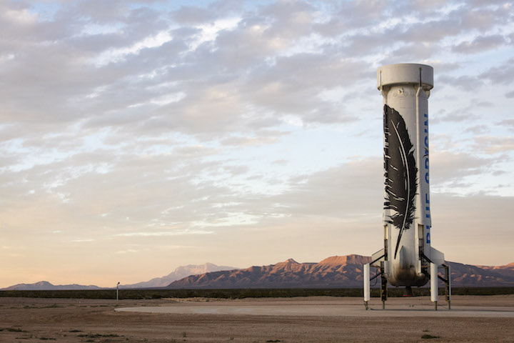 Image Credit: Blue Origin