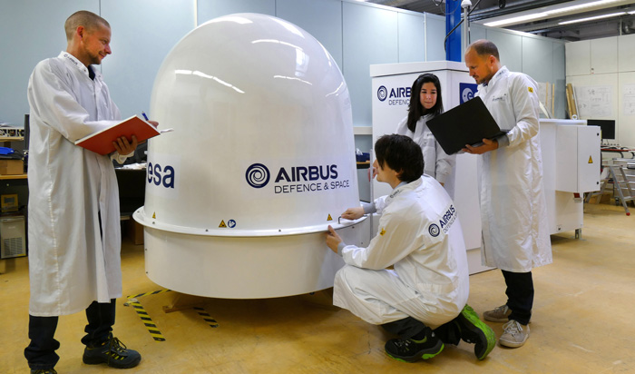Image Credit: Airbus Defence and Space