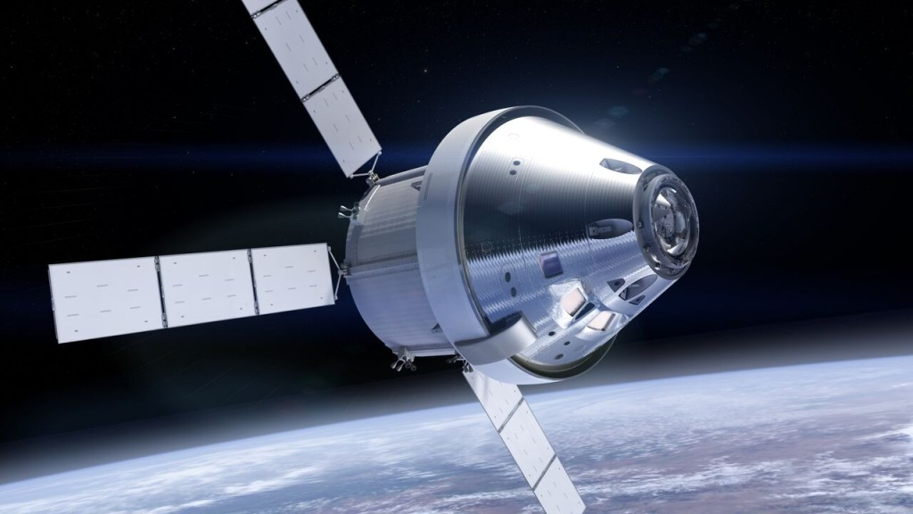 Engineers developing Orion's thermal protection system have been improving the spacecraft's heat shield design and manufacturing process since the vehicle successfully traveled to space for the first time last year. Image Credit: NASA