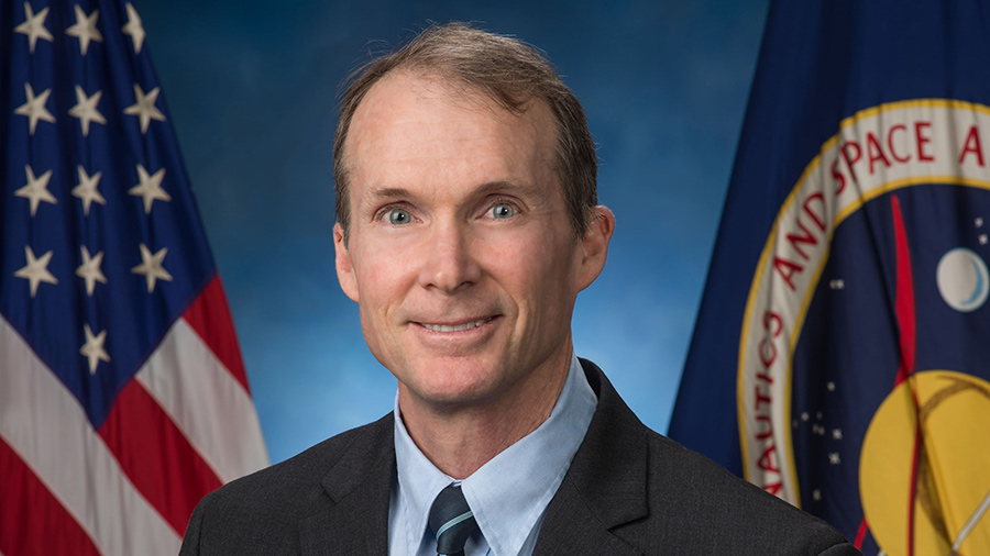 NASA has selected Charlie Lundquist as deputy manager of the agency's Orion Program. Image Credit: NASA
