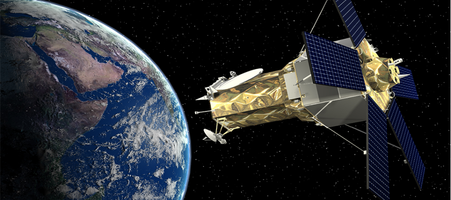 WorldView-4 will be DigitalGlobe's next very high resolution imaging satellite providing high resolution and color imagery to commercial, government and international customers. Image Credit: Lockheed Martin