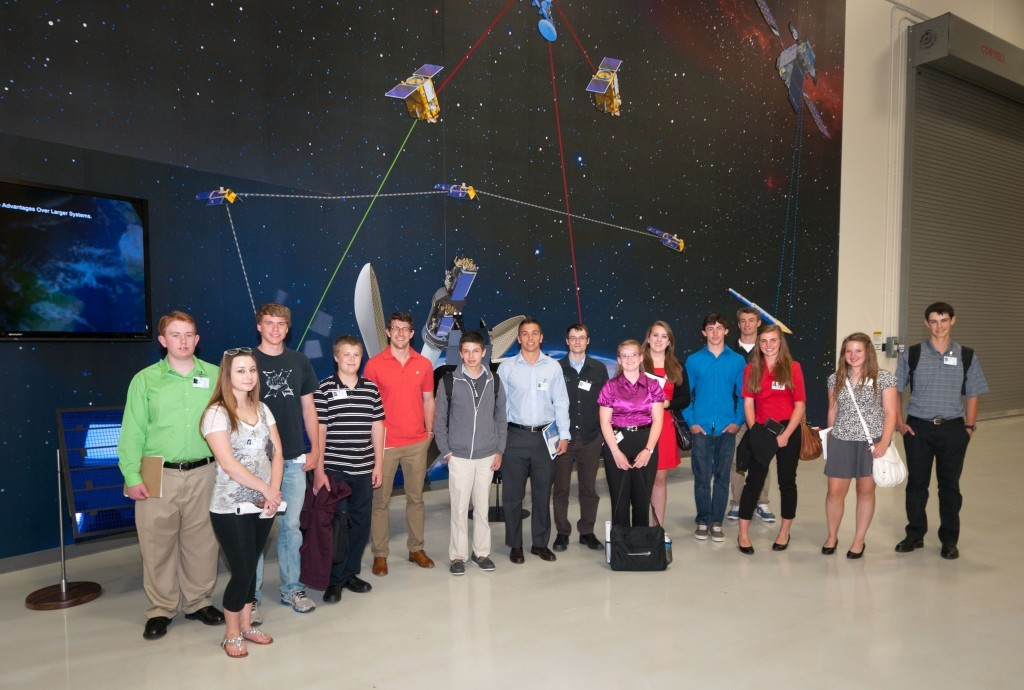 Photo taken at Lockheed Martin Space Systems Waterton Campus. Image Credit: Colorado Space Business Roundtable