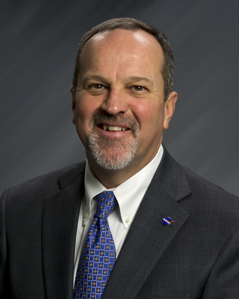 Jerry Cook has been named deputy director of NASA's Space Launch System Program at the agency's Marshall Space Flight Center in Huntsville, Alabama. Image Credit: NASA/MSFC/Fred Deaton