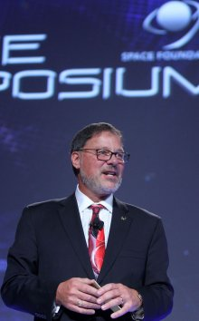 Elliot H. Pulham, CEO of the Space Foundation. Image Credit: Space Foundation