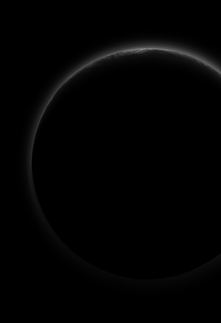 Click on the photo for a full-resolution, unannotated view of Pluto's 'Twilight Zone'. Image Credit: NASA/JHUAPL/SwRI