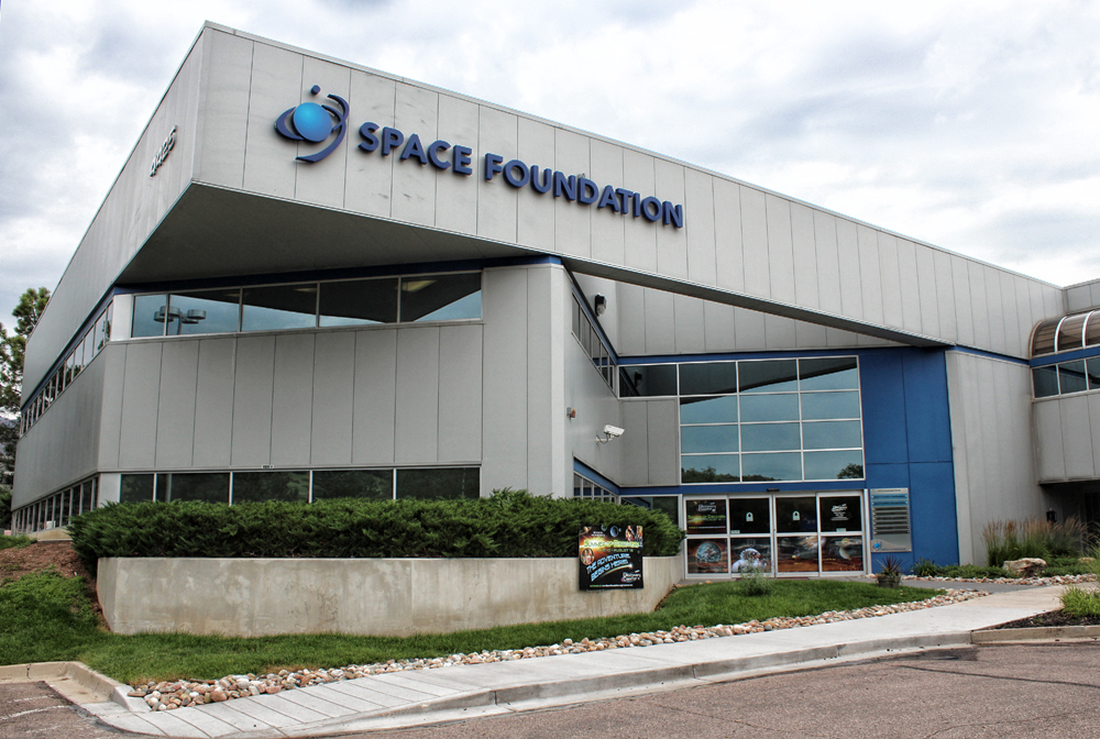 Space Foundation Discovery Center in Colorado Springs. Image Credit: Colorado Space News