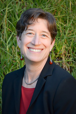 Dr. Nancy A. Levenson. Image Credit: N. Levenson and STScI