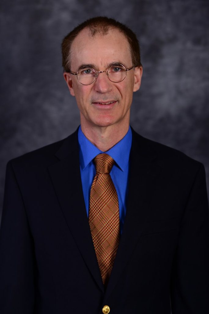 CASIS Names Dr. Randy Giles as Chief Scientist. Image Credit: CASIS/NASA