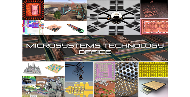 DARPA's Microsystems Technology Office pushes the boundaries of what is possible with electronic, photonic, electromagnetic, and microelectromechanical systems. Image Credit: DARPA