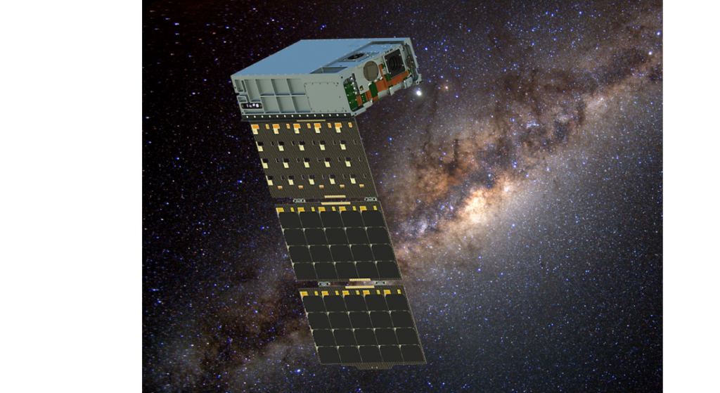 Blue Canyon Technologies Building New HaloSat Spacecraft. Image Credit: Blue Canyon Technologies